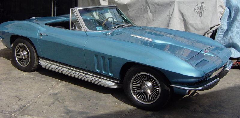 1954 Corvette Parts Car